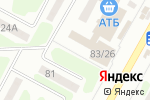 Схема проезда до компании Свіжина в Харькове