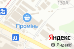 Схема проезда до компании KNIGIng в Харькове