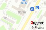 Схема проезда до компании Flash в Харькове