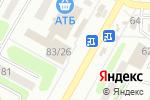 Схема проезда до компании Smart shop в Харькове
