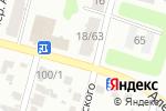Схема проезда до компании Гелена в Харькове