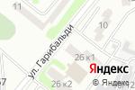 Схема проезда до компании Chatty Kids в Харькове