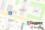 Схема проезда до компании Салон красоты в Харькове