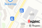 Схема проезда до компании БФ-Шина в Харькове