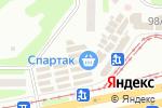 Схема проезда до компании Ж-5 в Харькове