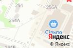 Схема проезда до компании Киоск по продаже цветов в Харькове