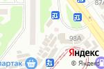 Схема проезда до компании Панда в Харькове