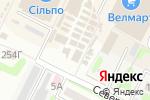 Схема проезда до компании Triolan в Харькове
