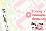 Схема проезда до компании Харківська міська клінічна лікарня №7 в Харькове