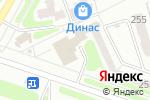 Схема проезда до компании English Garden в Харькове