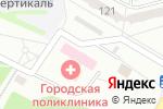 Схема проезда до компании Славутич в Харькове