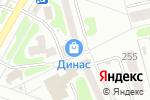 Схема проезда до компании Николь в Харькове