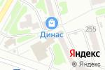 Схема проезда до компании Почтовое отделение №183 в Харькове