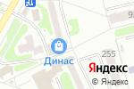 Схема проезда до компании Вет Эксперт в Харькове