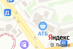 Схема проезда до компании 911 в Харькове
