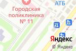 Схема проезда до компании Евгения в Харькове