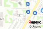 Схема проезда до компании Rush в Харькове