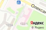 Схема проезда до компании Харківська міська клінічна багатопрофільна лікарня №25 в Харькове