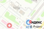 Схема проезда до компании Шанс в Харькове