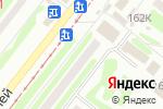 Схема проезда до компании Почтовое отделение №129 в Харькове
