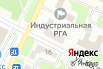 Схема проезда до компании Langley в Харькове