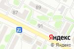 Схема проезда до компании S.I.V termo в Харькове