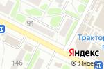 Схема проезда до компании Ломбард-Скарбниця, ПТ в Харькове