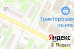 Схема проезда до компании ФК Абсолют Фінанс, ТОВ в Харькове