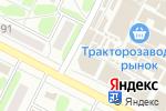 Схема проезда до компании Наша аптека в Харькове
