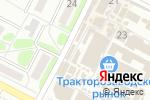 Схема проезда до компании Магазин по продаже светотехники в Харькове