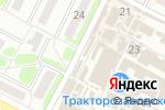 Схема проезда до компании Поляна в Харькове