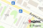Схема проезда до компании Азия в Харькове