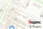 Схема проезда до компании Белый клык в Харькове