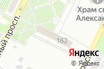 Схема проезда до компании Style в Харькове