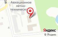 Схема проезда до компании Калужский городской авиационно-спортивный парашютный клуб в Грабцево