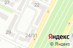 Схема проезда до компании Мир дизайна в Харькове