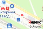 Схема проезда до компании Овощной магазин в Харькове