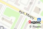 Схема проезда до компании Dr.Макс в Харькове