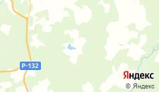 Гостиницы города Лаврово-Песочня на карте