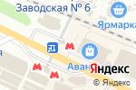 Схема проезда до компании Магазин мобильных телефонов в Харькове