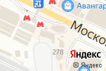 Схема проезда до компании Ломбард Сіндікат-Плюс, Гульцов та Компанія, ПТ в Харькове