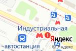 Схема проезда до компании ВетСовет в Харькове