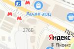 Схема проезда до компании СТРІЛЕЦЬ, ПТ в Харькове