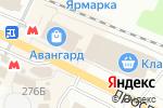 Схема проезда до компании Телефончик в Харькове