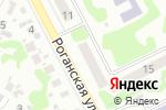 Схема проезда до компании Ин-Тайм в Харькове