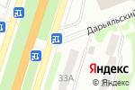 Схема проезда до компании КИТ ГРУПП ПЛЮС, ПТ в Харькове