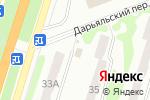 Схема проезда до компании КБ ПриватБанк, ПАО в Харькове