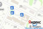 Схема проезда до компании Меди-Ф в Харькове