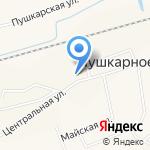 Пушкарский фельдшерско-акушерский пункт на карте Белгорода