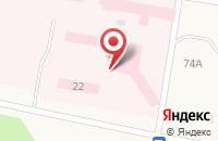 Схема проезда до компании Ахлебининская средняя общеобразовательная школа в Ахлебинино